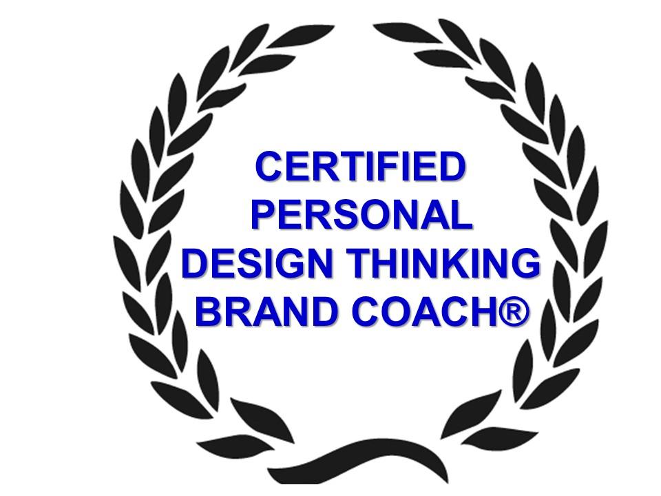 Certified Personal Design Thinking Brand Coach® Program